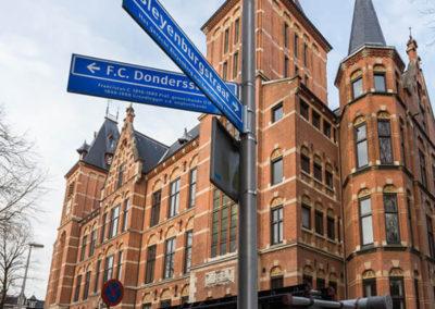 F.C. Dondersstraat Utrecht