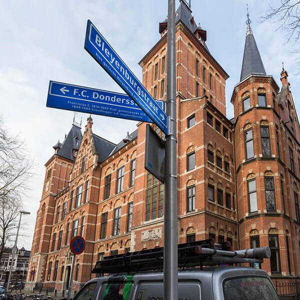Ooglijdersgasthuis Utrecht