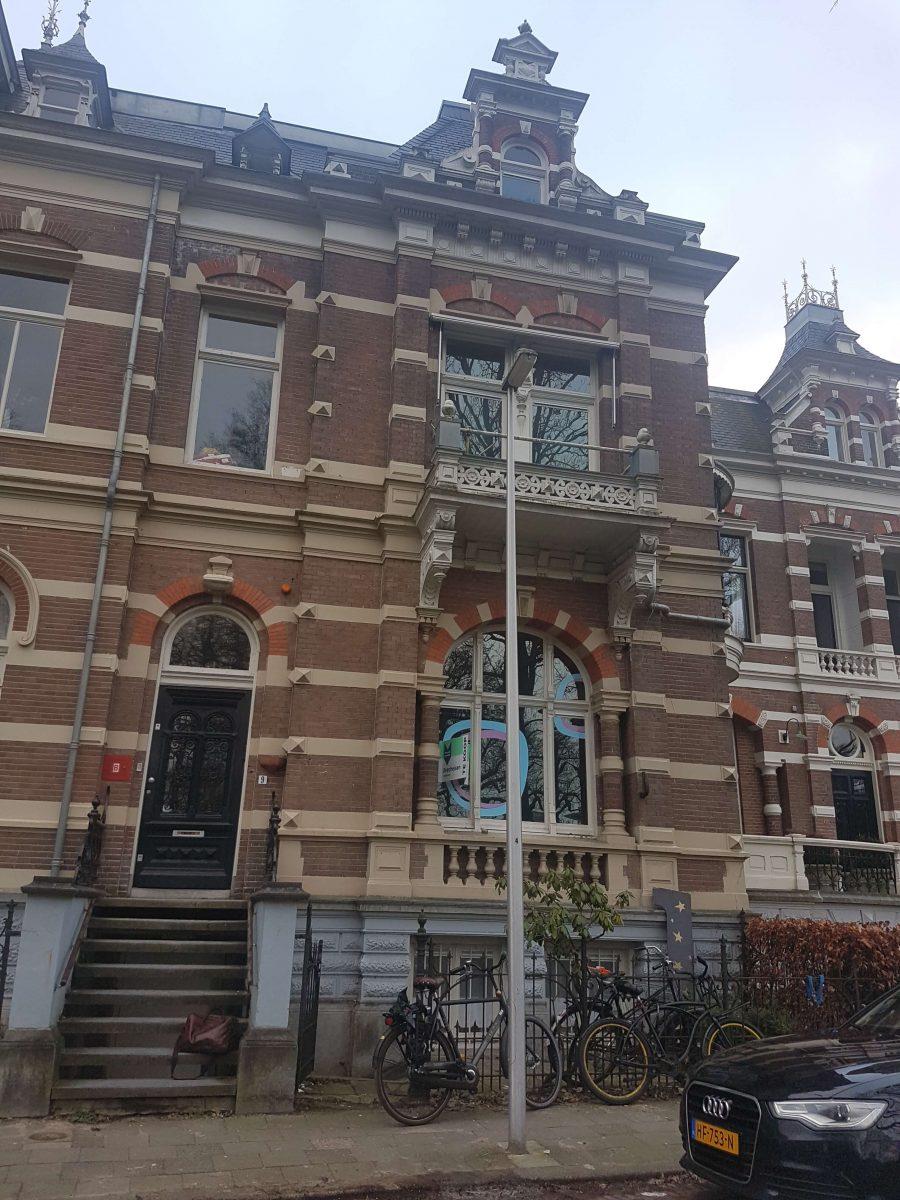 Oorsprongpark 9, Utrecht